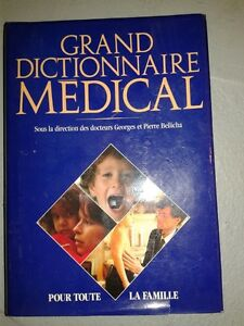Grand dictionnaire médical
