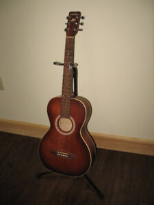 Art & Lutherie Parlour-sized Acoustic Guitar