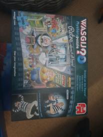 One Wasgij Jigsaw Puzzle