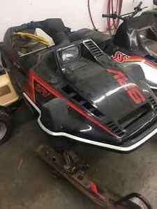 540 SRV Yamaha Stratford Kitchener Area image 1