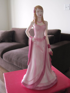 ROYAL DOULTON -CHERISH - IN SUPPORT OF BREAST CANCER