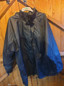 Arco essentials waterproof 3xl jacket with hood brand new £5