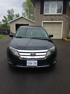 2010 Ford Fusion SEL Sedan 6 cyl automatic
