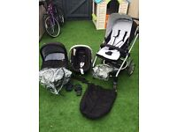 Mamas and Papas Sola Pushchair & Travel System