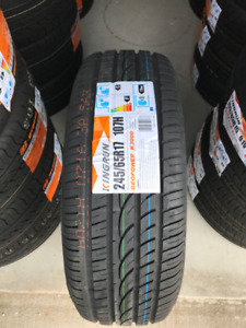 245-65-17,NEW ALL SEASON TIRES ON SALE,$90(TAXES IN)