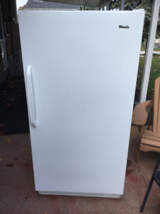 Woods Upright 15 cubic foot freezer