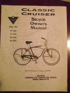 SUPERCYCLE CLASSIC CRUISER - COLLECTORS EDITION 75TH ANNIVERSARY Kingston Kingston Area image 2