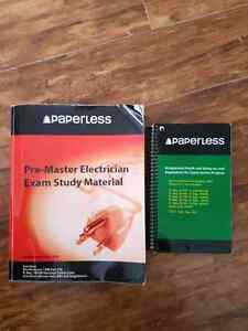 Pre Master Electrician exam study material