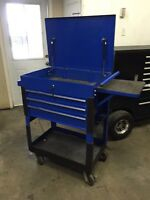 Snap-On Blue Point Tool Case coffres D'outils Shop equipment