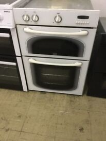 Creda white Electric Cooker built in oven