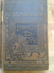 Book - 1889 Hotel's Games Franklin Ed.