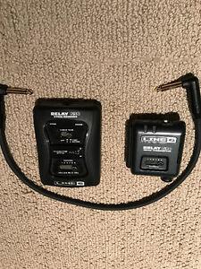 Line 6 G30 wireless guitar system
