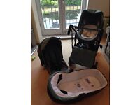 Chicco travel system for sale 3 piece!
