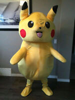 POKEMON PIKACHU MASCOT $60/24 hr rental