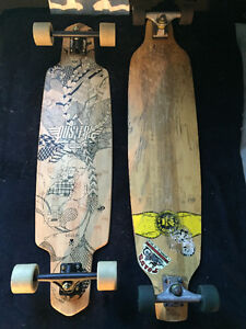 Selling 2 Longboards. New&Old