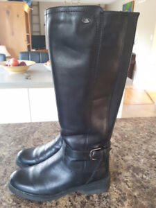 Marks T-Max Leather Boots Size 6M
