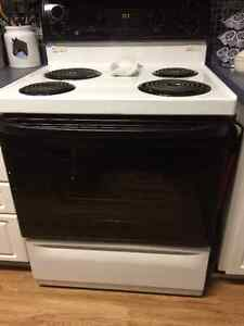 Used GE Electric Stove -  Good condition