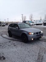 Bmw x3 2006 sport package negociable