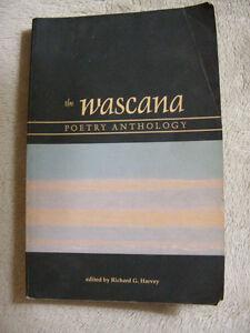 the Wascana Poetry Anthology