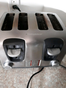 Free Toaster- Black and decker