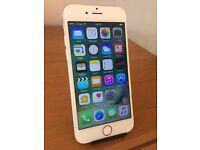 APPLE IPHONE 6 SILVER 16GB (PLEASE READ AD).