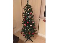 5ft Christmas Tree (without decorations)