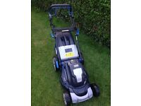 Macallister 1800w self propelled electric mower