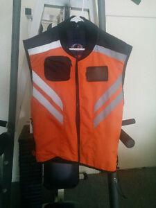 veste de sécurité moto ! soyez visible !