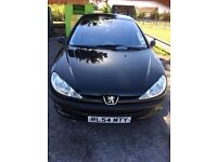 Peugeot 206 2005 reg lady owner MOT/TAXED