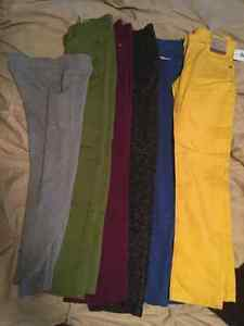 Skinny pants for girls size 10 perfect for fall/winter Kitchener / Waterloo Kitchener Area image 1