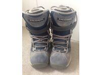 Salomon Synapse Snowboard boots