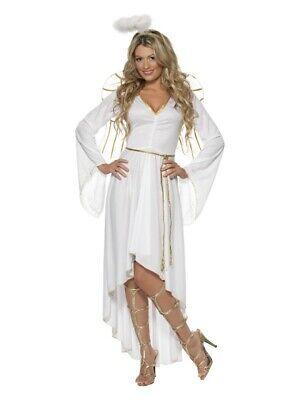 Sexy Engel Kostüm Damen Engelskostüm Weihnachtskostüm Engelkostüm Weihnachten
