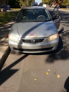 2001 Mazda Protege Autre