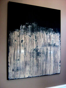 Original Acrylic Abstract canvas painting