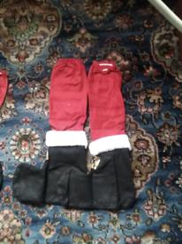 4 table leg covers