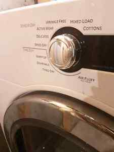 Stackable Condo Size GE dryer  Edmonton Edmonton Area image 2