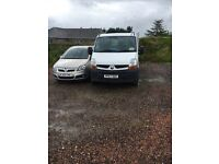 I am selling my Renault Master pick up truck 57 plate