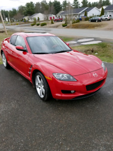 2006 Mazda RX8 GT.  Showroom clean. Only 27000km