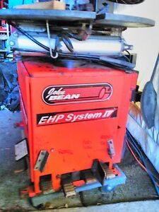 JOHN BEAN  SNAP ON RUN FLAT TIRE CHANGER WITH TILT HEAD & AIR Windsor Region Ontario image 2