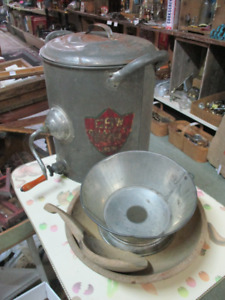 Antique Butter Churn Kijiji In Ontario Buy Sell