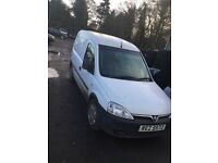 2008 Vauxhall combo 1.3 tested april