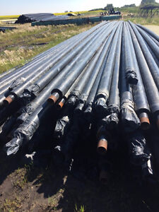 "NEW 3.500"" INSULATED STEEL PIPE Edmonton Edmonton Area image 1"