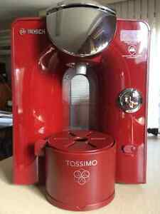 BOSCH TASSIMO COFFEE MAKER NEW