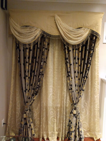 Accent Curtains ( 6 Panel)