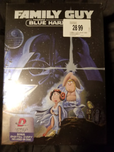 Family Guy Blue Harvest Super Deluxe Special Edition NEW DVD Set