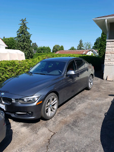 2015 BMW 320i  sport package