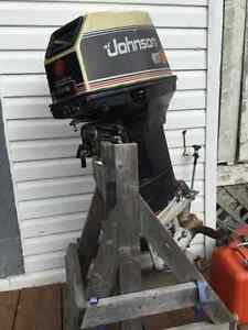 Outboard Johnson Motor
