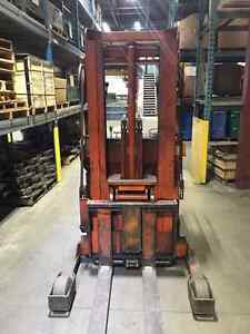 Raymond Reach truck - forklift - stand up Kitchener / Waterloo Kitchener Area image 3