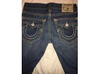Men's True Religion Jeans 30W RRP £360