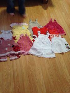 Girls Summer Clothing